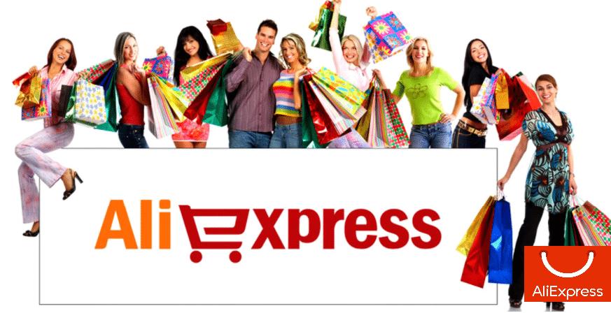 Мобильный Алиэкспресс интернет-магазин в смартфоне